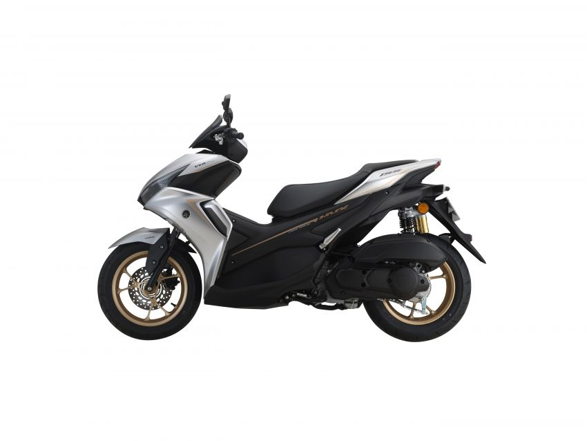 2021 Yamaha NVX now in Malaysia, from RM8,998 Image #1288643