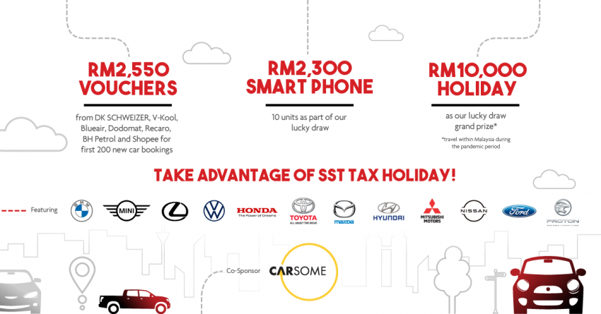 ACE 2021: Up to RM11.5k off the Mitsubishi Outlander SUV, plus an extra RM2,550 worth of vouchers from us Image #1276206