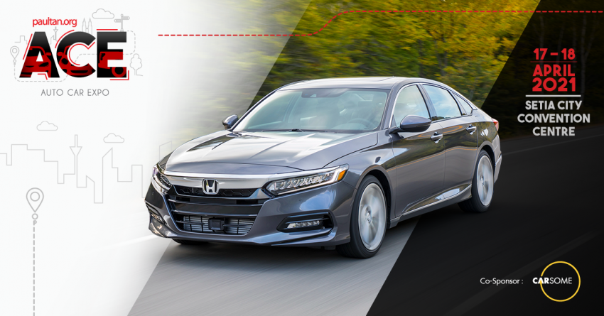ACE 2021: Get the Honda Accord with 0% SST, up to RM5k rebate and RM2,550 worth of vouchers from us! Image #1280243