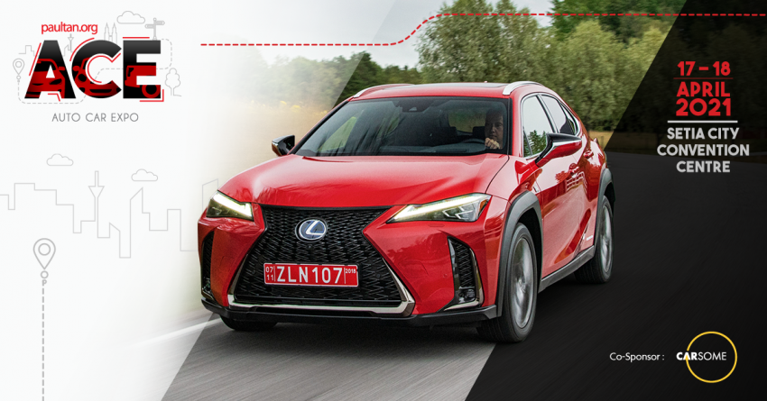 ACE 2021: Step up to the Lexus UX from only RM1,938 a month – SST savings with immediate delivery too! Image #1280251