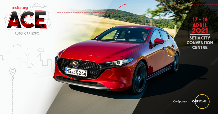 ACE 2021: Purchase a Mazda and get a RM1,000 insurance subsidy or a free dash cam worth RM1,350! Image #1280270