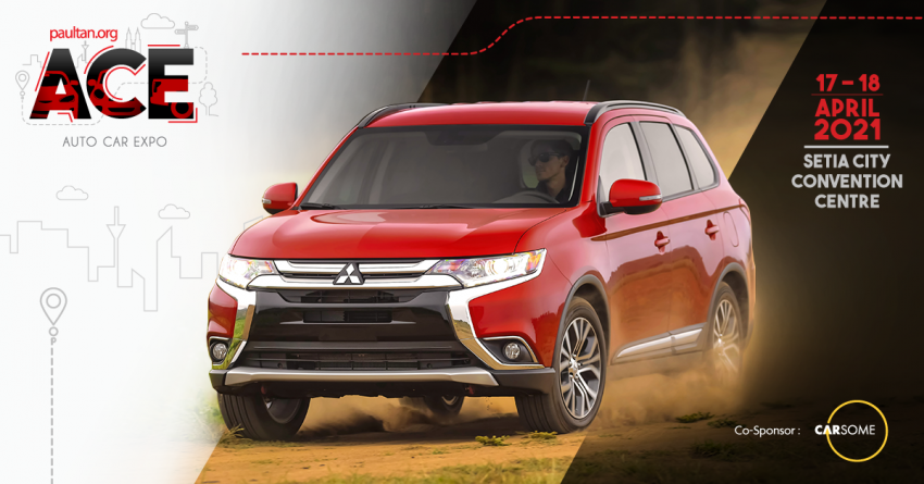 ACE 2021: Up to RM11.5k off the Mitsubishi Outlander SUV, plus an extra RM2,550 worth of vouchers from us Image #1276207