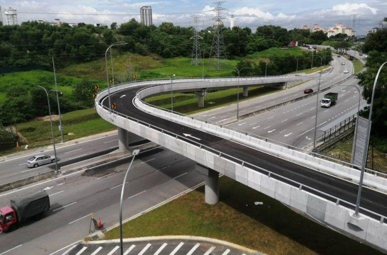 Pavilion Bukit Jalil 300-metre flyover open; connects Bukit Jalil City to Puchong via Bukit Jalil Highway Image #1287040