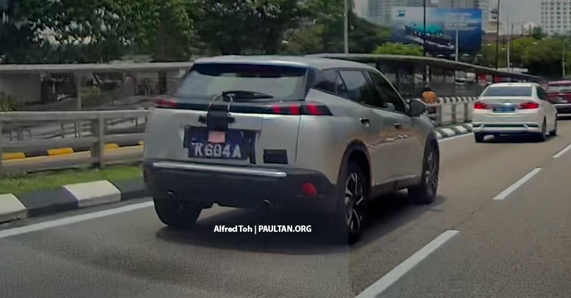 SPIED: 2021 DS9 flagship sedan spotted testing in KL! Image #1276221