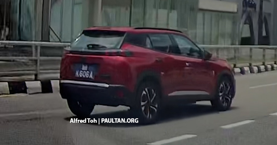 SPIED: 2021 DS9 flagship sedan spotted testing in KL! Image #1276223