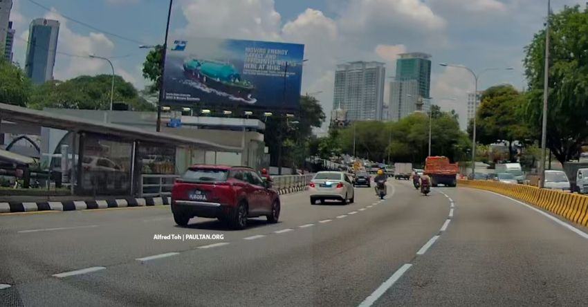 SPIED: 2021 DS9 flagship sedan spotted testing in KL! Image #1276224