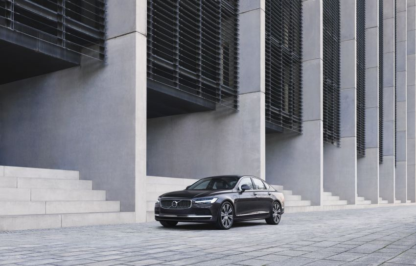 AD: Test drive the new Volvo S90 Recharge T8 or service your Volvo and receive attractive goodies! Image #1287335