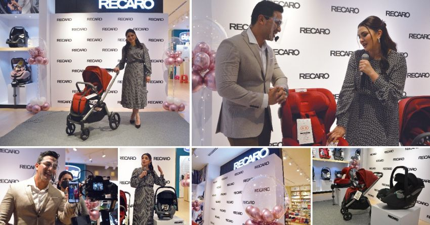 AD: First-ever Recaro Kids outlet in Malaysia launched at 1 Utama with Nur Fazura, Dr Say as special guests Image #1285288