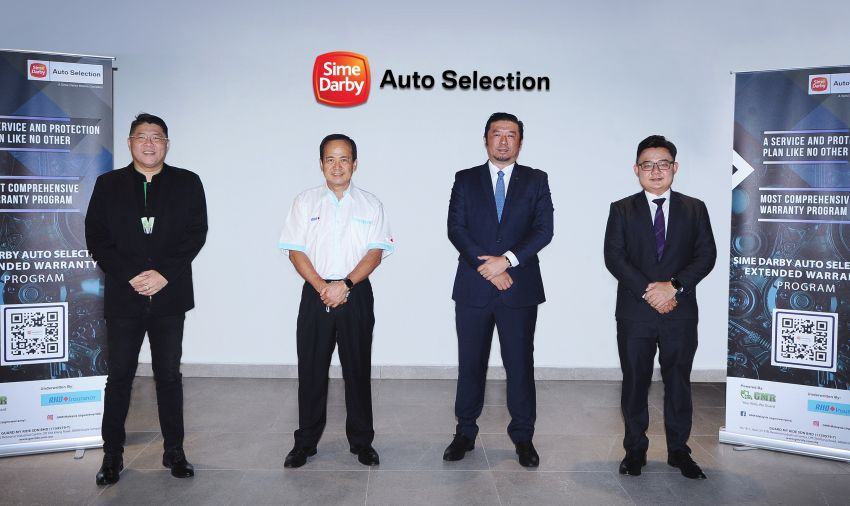 Sime Darby Auto Selection introduces new extended warranty programme for its pre-owned vehicles Image #1277977