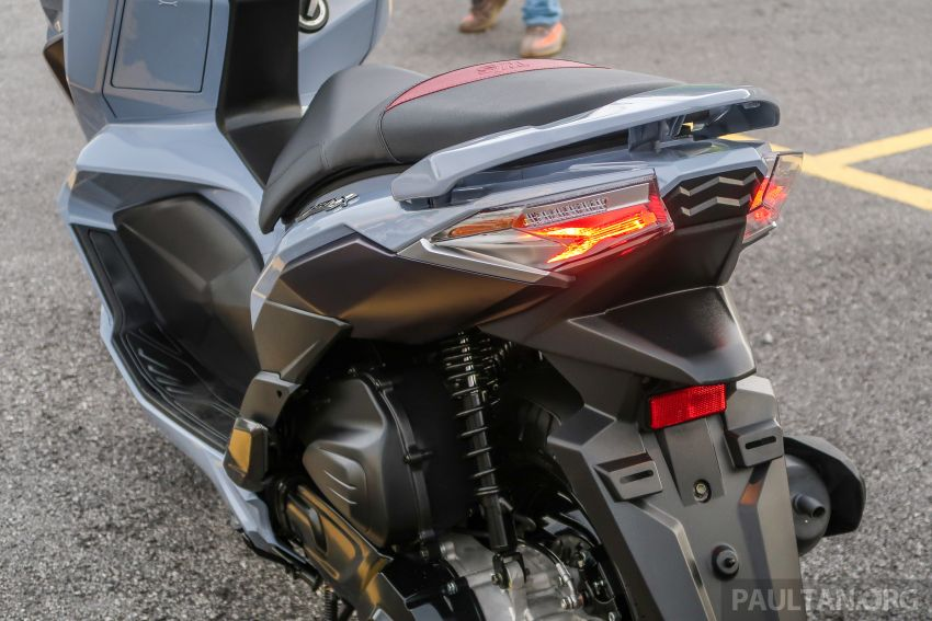 2021 SYM Jet X 150  Malaysian preview, expected in dealer showrooms in May, between RM8k and RM10k Image #1284761