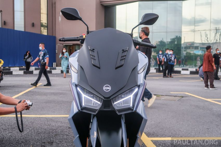 2021 SYM Jet X 150  Malaysian preview, expected in dealer showrooms in May, between RM8k and RM10k Image #1284762