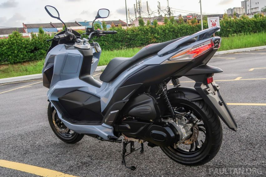 2021 SYM Jet X 150  Malaysian preview, expected in dealer showrooms in May, between RM8k and RM10k Image #1284759