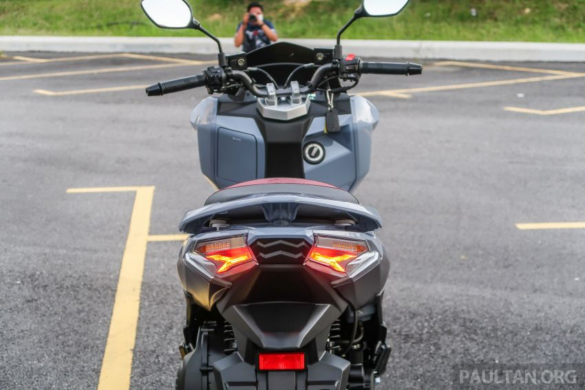 2021 SYM Jet X 150  Malaysian preview, expected in dealer showrooms in May, between RM8k and RM10k Image #1284760