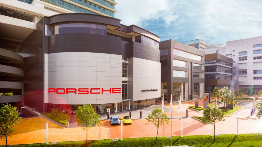 Sime Darby Motors City launched – largest automotive complex in Southeast Asia representing 10 brands Image #1277683