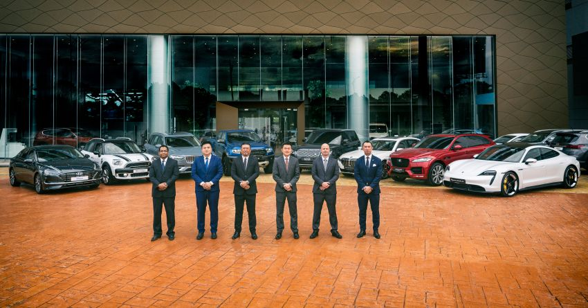 Sime Darby Motors City launched – largest automotive complex in Southeast Asia representing 10 brands Image #1277674