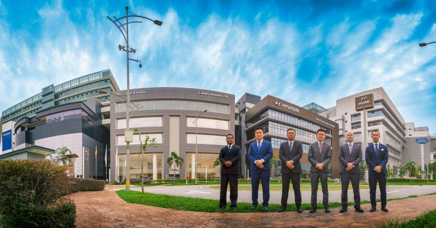 Sime Darby Motors City launched – largest automotive complex in Southeast Asia representing 10 brands Image #1277675