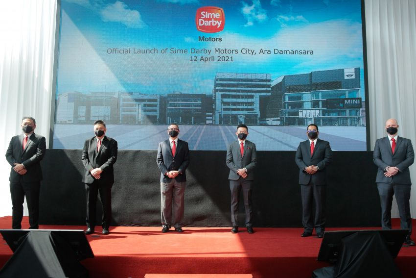 Sime Darby Motors City launched – largest automotive complex in Southeast Asia representing 10 brands Image #1277676
