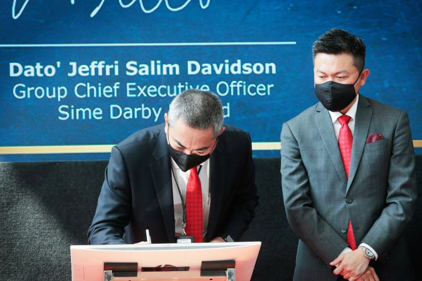 Sime Darby Motors City launched – largest automotive complex in Southeast Asia representing 10 brands Image #1277677