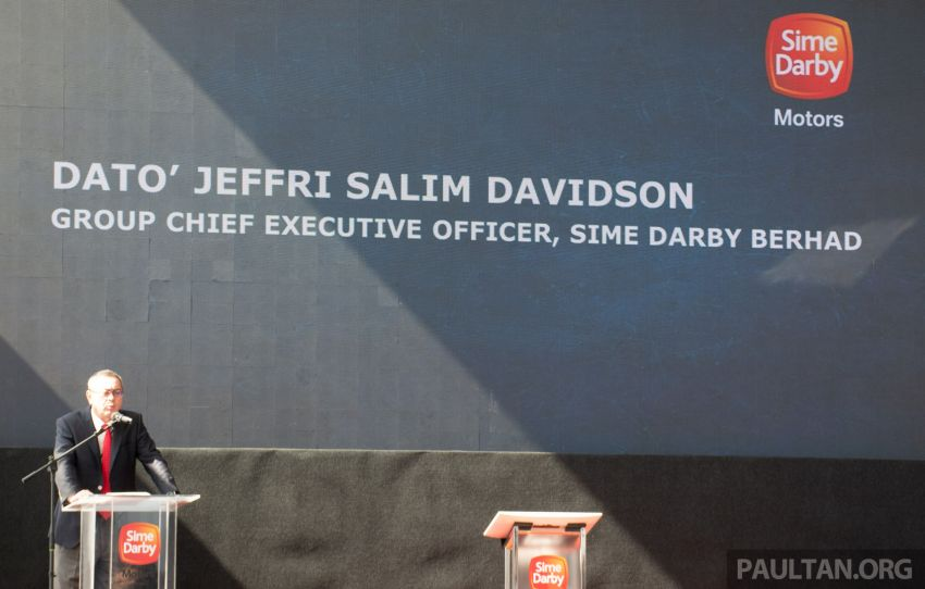 Sime Darby Motors City launched – largest automotive complex in Southeast Asia representing 10 brands Image #1277722