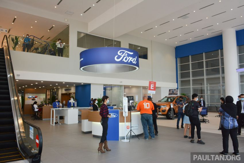 Sime Darby Motors City launched – largest automotive complex in Southeast Asia representing 10 brands Image #1277725