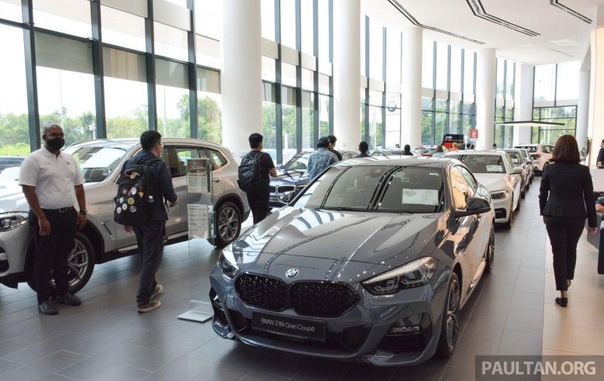 Sime Darby Motors City launched – largest automotive complex in Southeast Asia representing 10 brands Image #1277727