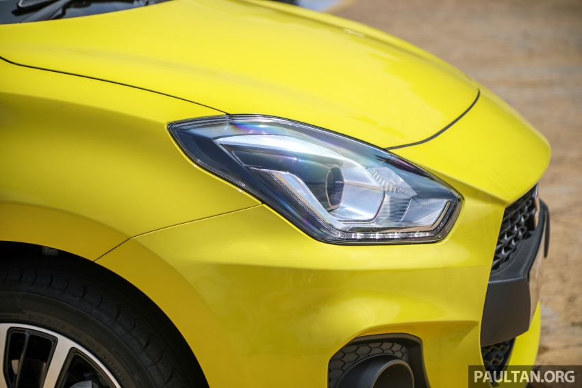 2021 Suzuki Swift Sport open for booking in Malaysia – 1.4L Boosterjet turbo, 140 PS & 230 Nm; est RM145k? Image #1274026
