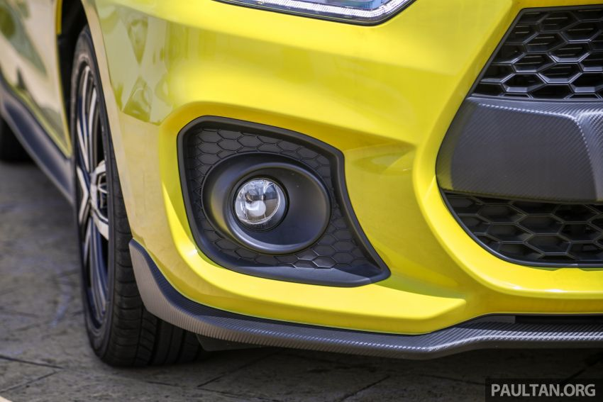 2021 Suzuki Swift Sport open for booking in Malaysia – 1.4L Boosterjet turbo, 140 PS & 230 Nm; est RM145k? Image #1274027