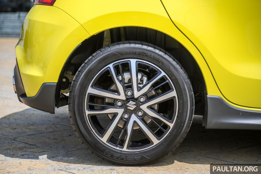 2021 Suzuki Swift Sport open for booking in Malaysia – 1.4L Boosterjet turbo, 140 PS & 230 Nm; est RM145k? Image #1274036