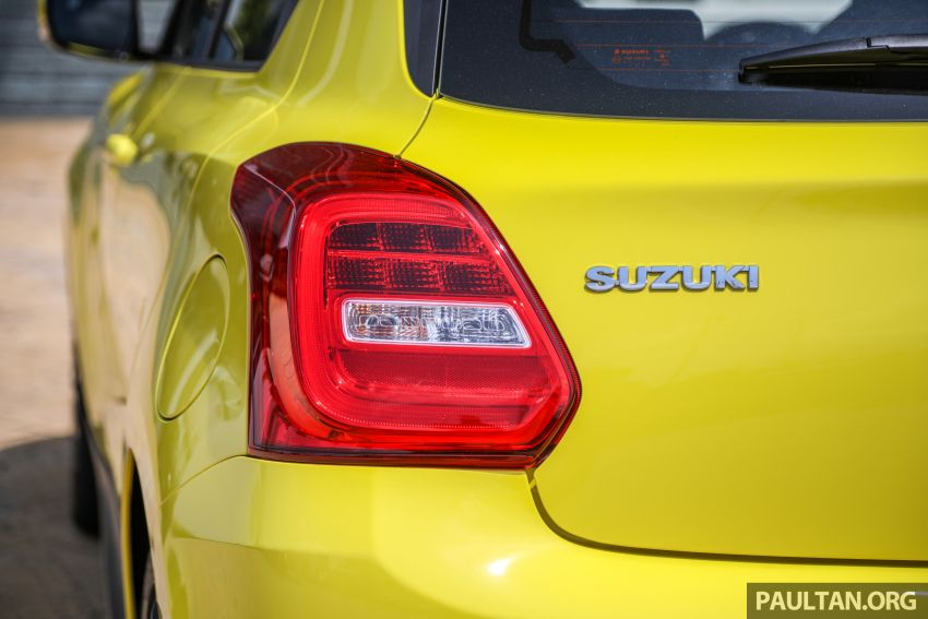 2021 Suzuki Swift Sport open for booking in Malaysia – 1.4L Boosterjet turbo, 140 PS & 230 Nm; est RM145k? Image #1274038