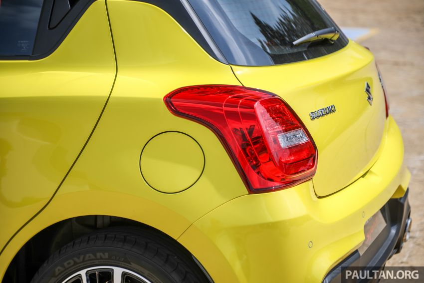 2021 Suzuki Swift Sport open for booking in Malaysia – 1.4L Boosterjet turbo, 140 PS & 230 Nm; est RM145k? Image #1274039
