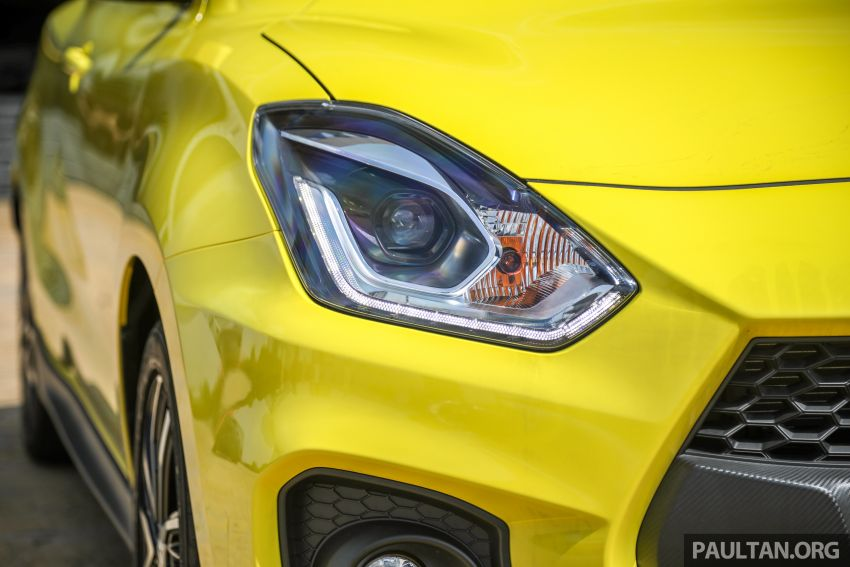 2021 Suzuki Swift Sport open for booking in Malaysia – 1.4L Boosterjet turbo, 140 PS & 230 Nm; est RM145k? Image #1274025