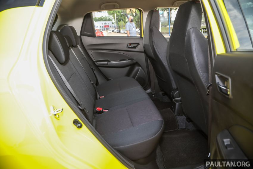 2021 Suzuki Swift Sport open for booking in Malaysia – 1.4L Boosterjet turbo, 140 PS & 230 Nm; est RM145k? Image #1274088