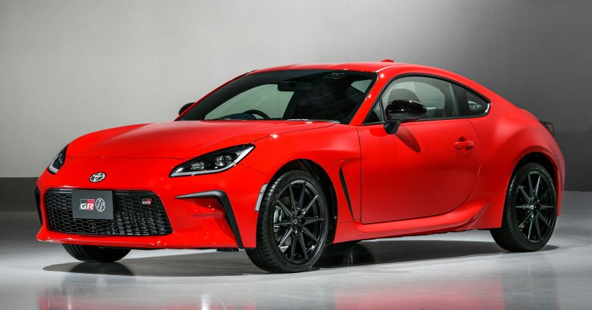 2021 Toyota GR86 debuts in Japan – 2.4L NA flat-four with 235 PS and 250 Nm; six-speed auto and manual Image #1273582