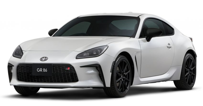 2021 Toyota GR86 debuts in Japan – 2.4L NA flat-four with 235 PS and 250 Nm; six-speed auto and manual Image #1273594
