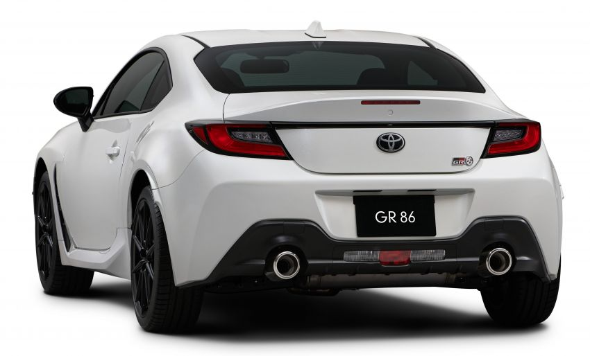2021 Toyota GR86 debuts in Japan – 2.4L NA flat-four with 235 PS and 250 Nm; six-speed auto and manual Image #1273595