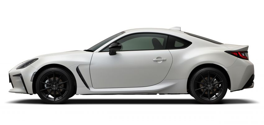2021 Toyota GR86 debuts in Japan – 2.4L NA flat-four with 235 PS and 250 Nm; six-speed auto and manual Image #1273596