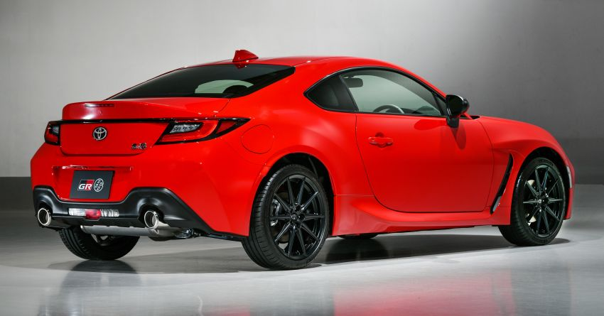 2021 Toyota GR86 debuts in Japan – 2.4L NA flat-four with 235 PS and 250 Nm; six-speed auto and manual Image #1273583