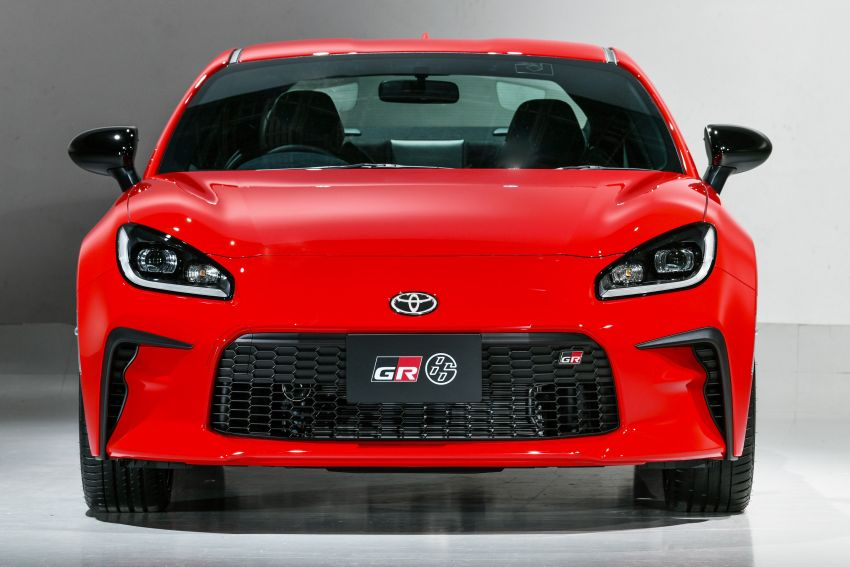 2021 Toyota GR86 debuts in Japan – 2.4L NA flat-four with 235 PS and 250 Nm; six-speed auto and manual Image #1273584