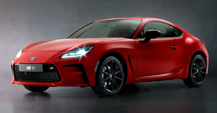 2021 Toyota GR86 debuts in Japan – 2.4L NA flat-four with 235 PS and 250 Nm; six-speed auto and manual Image #1273616
