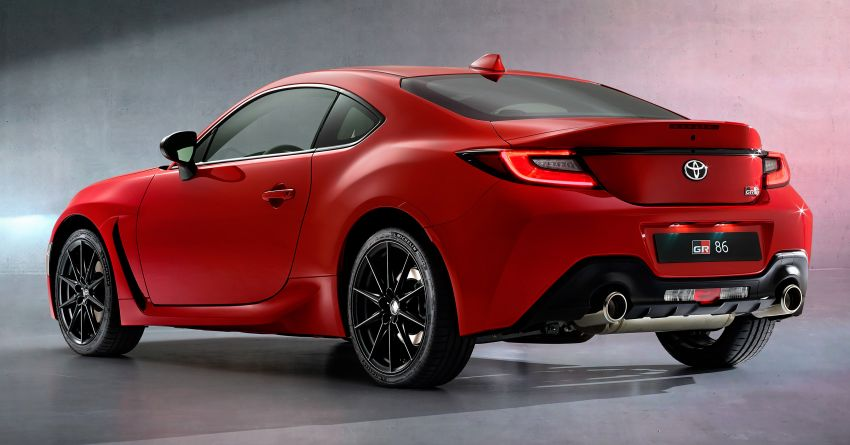 2021 Toyota GR86 debuts in Japan – 2.4L NA flat-four with 235 PS and 250 Nm; six-speed auto and manual Image #1273617