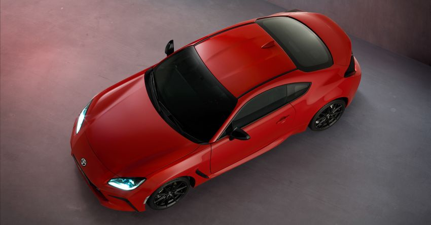 2021 Toyota GR86 debuts in Japan – 2.4L NA flat-four with 235 PS and 250 Nm; six-speed auto and manual Image #1273618