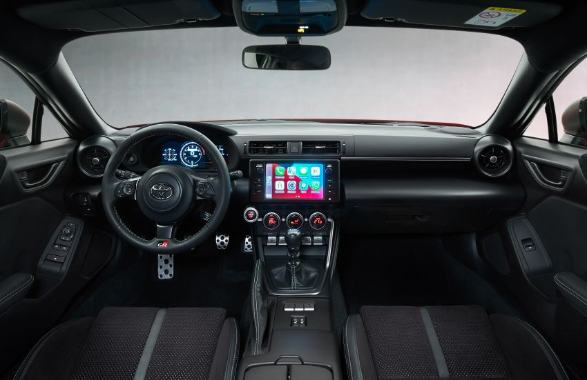 2021 Toyota GR86 debuts in Japan – 2.4L NA flat-four with 235 PS and 250 Nm; six-speed auto and manual Image #1273619