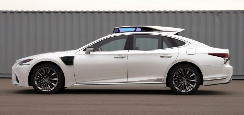 Toyota ramps up its autonomous plans with purchase of Lyft's self-driving tech division for US$550 million Image #1288324