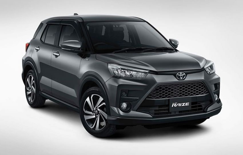 Toyota Raize launched in Indonesia – 1.2L NA and 1.0L turbo, 3 variants including GR Sport, RM62.5k-RM75k Image #1289321