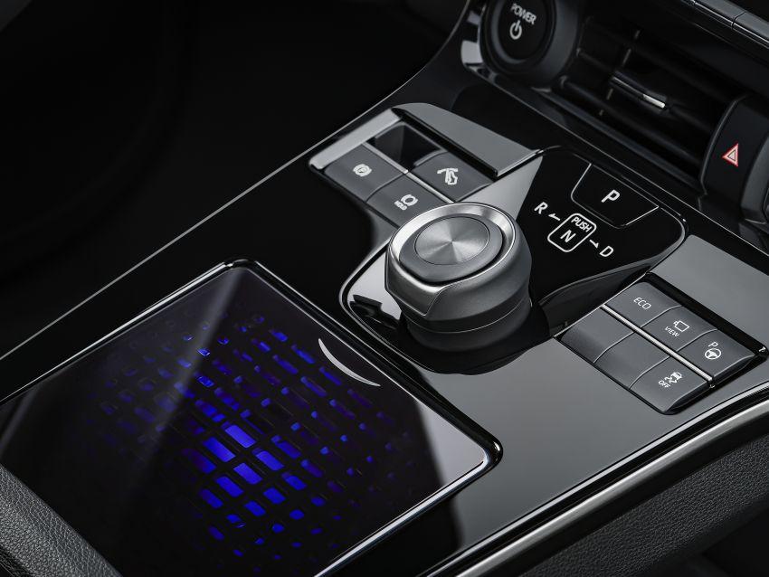 Toyota bZ4X Concept – RAV4-sized electric SUV developed with Subaru, yoke steering, coming 2022 Image #1283321