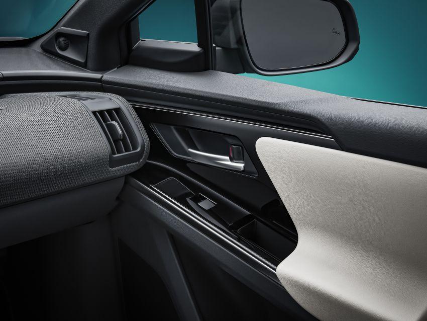 Toyota bZ4X Concept – RAV4-sized electric SUV developed with Subaru, yoke steering, coming 2022 Image #1283322