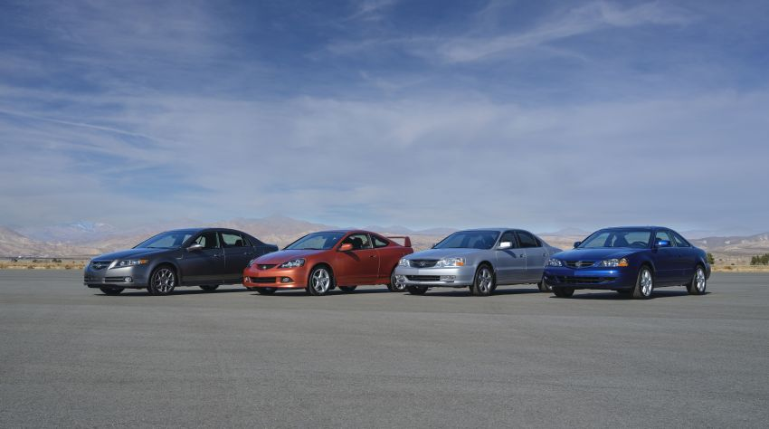VIDEO: Acura's Type S performance cars are hot Hondas for the US-market – CL, TL, RSX, TLX, MDX Image #1287965