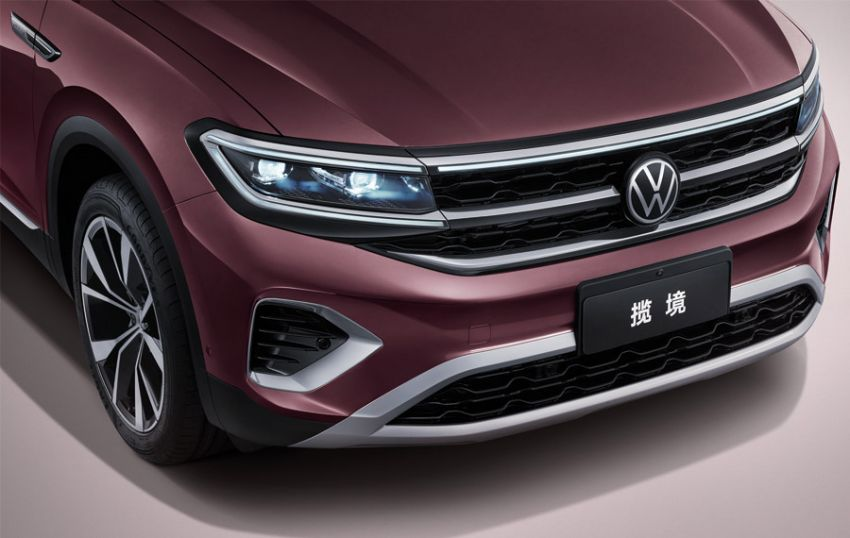 Volkswagen Talagon SUV debuts in China as the brand's largest SUV – over 5.1 metres long; 2.5T V6 Image #1285830