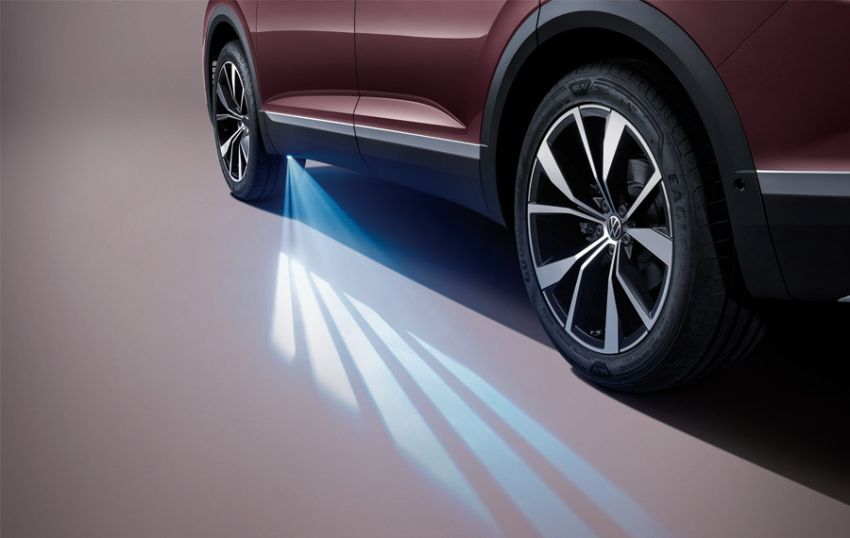 Volkswagen Talagon SUV debuts in China as the brand's largest SUV – over 5.1 metres long; 2.5T V6 Image #1285831