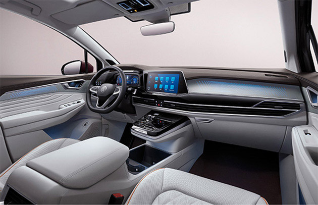 Volkswagen Talagon SUV debuts in China as the brand's largest SUV – over 5.1 metres long; 2.5T V6 Image #1285832